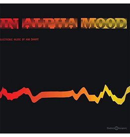 New Vinyl Ami Shavit - In Alpha Mood LP