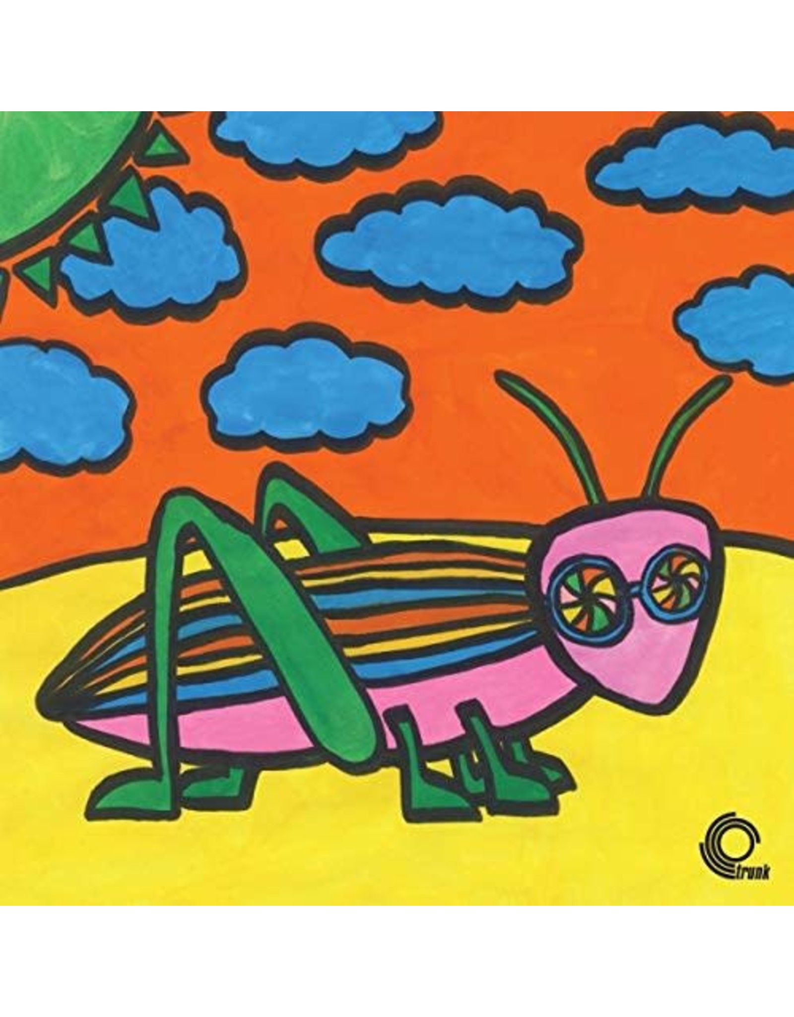 New Vinyl Crickets. Lots Of Crickets. And Jim Wilson - God's Chorus LP