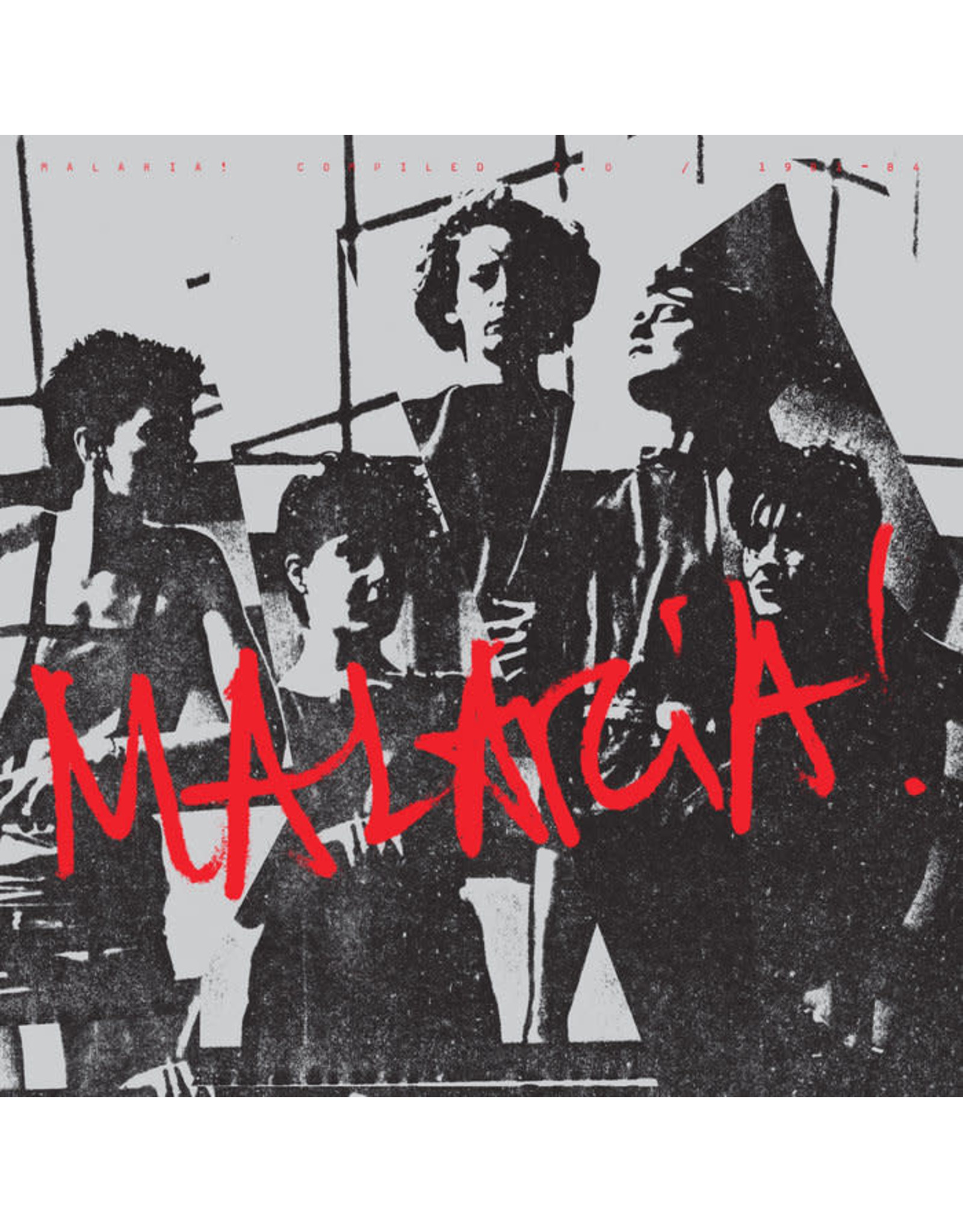 New Vinyl Malaria! - Compiled 2.0: 1981-1984 2LP