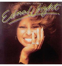 New Vinyl Edna Wright - Oops! Here I Go Again LP