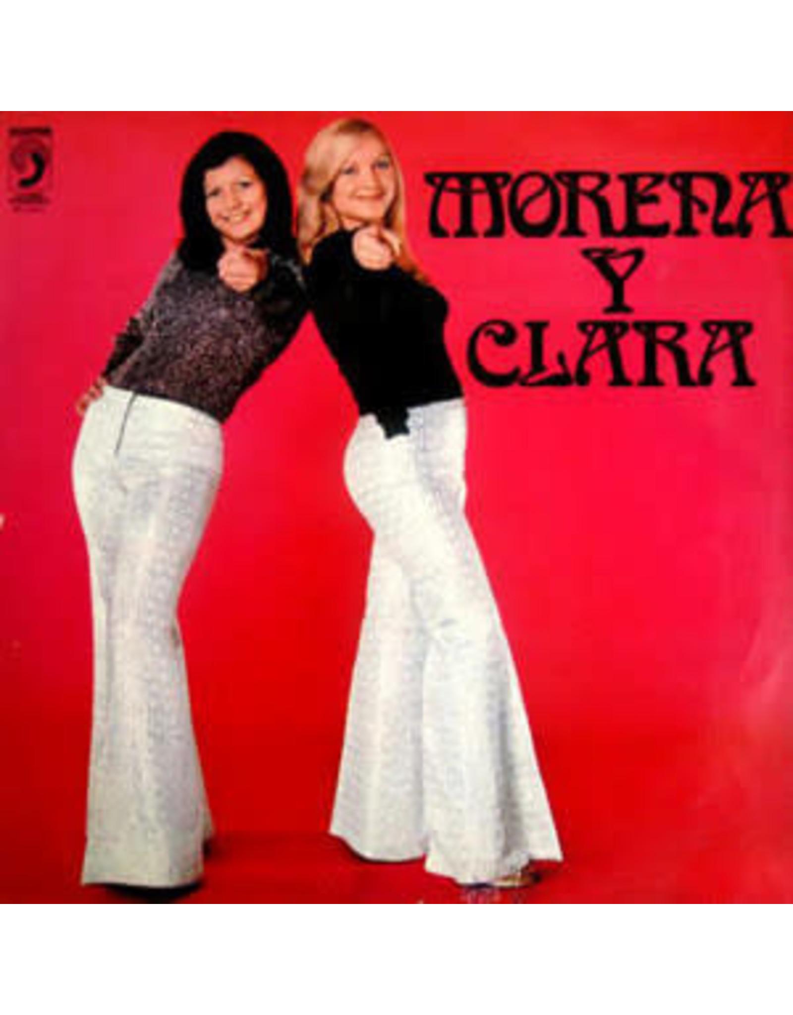 New Vinyl Morena Y Clara - No Llores LP