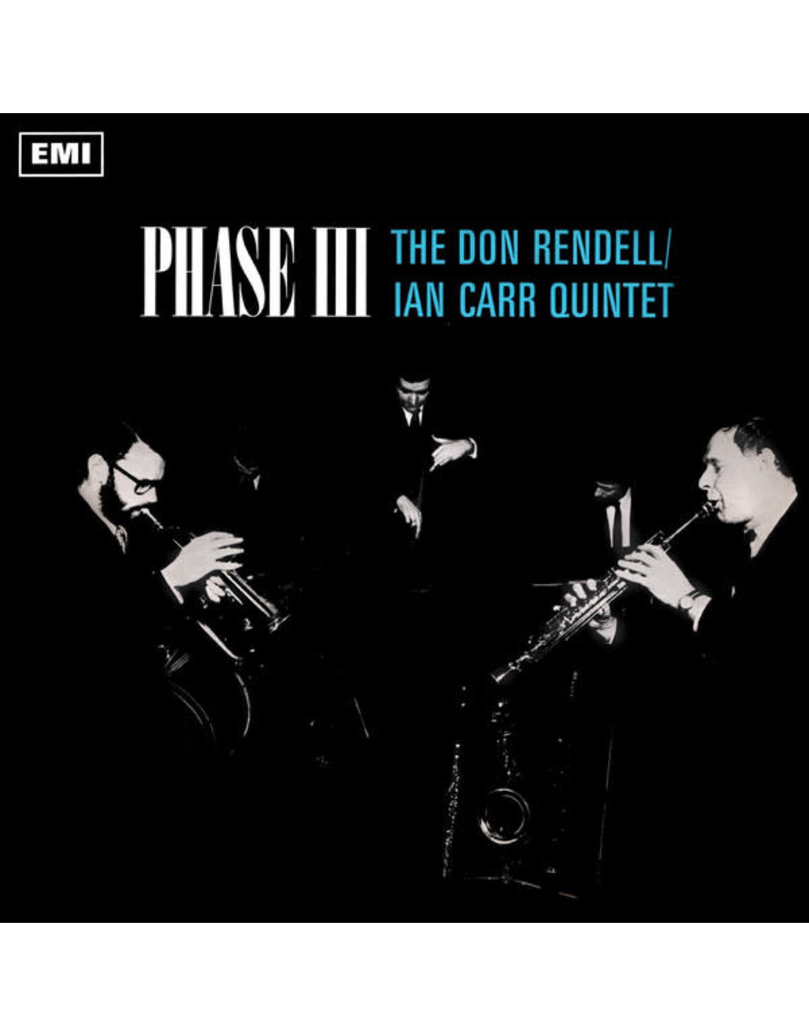 New Vinyl The Don Rendell / Ian Carr Quintet - Phase III LP