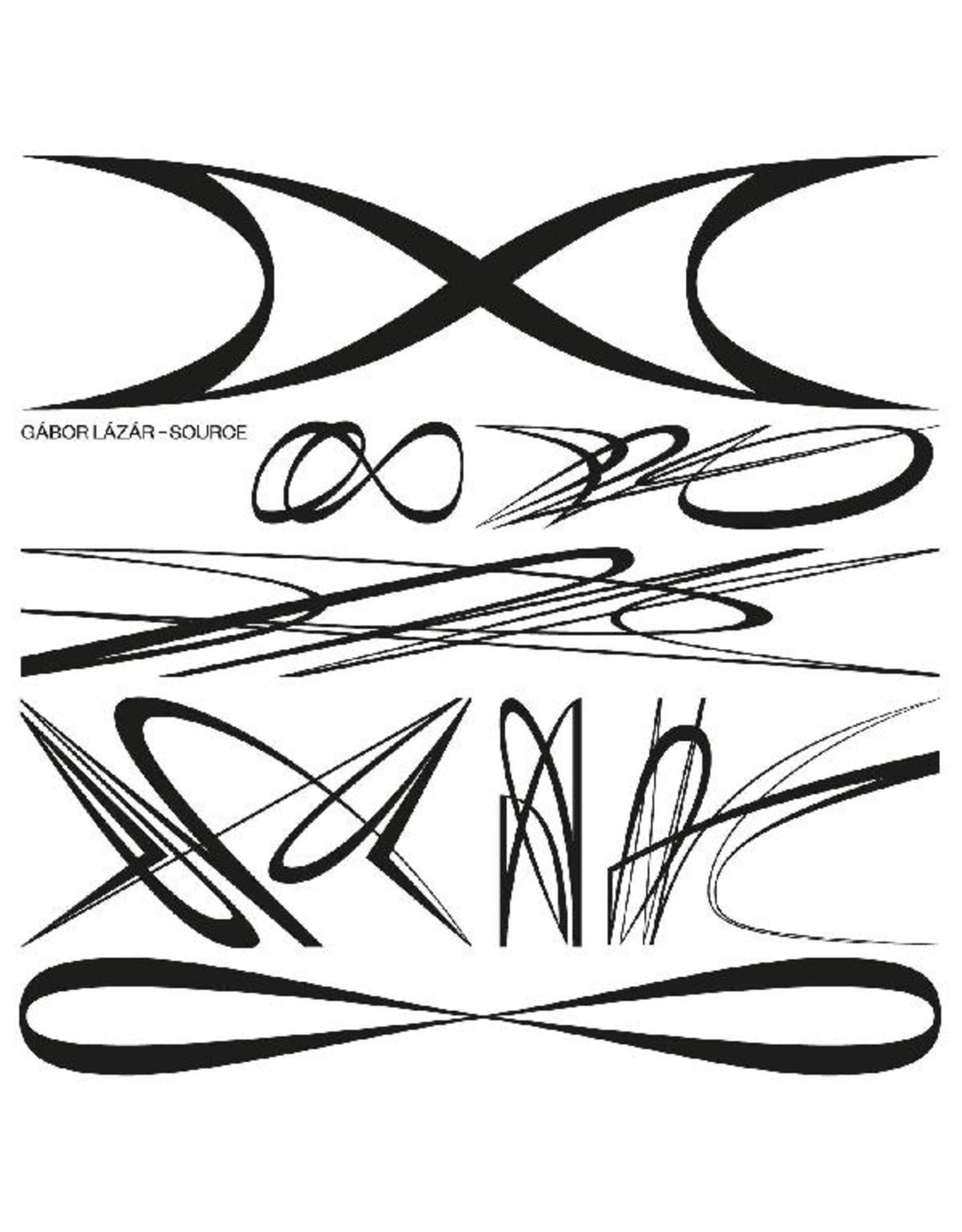 New Vinyl Gábor Lázár - Source LP