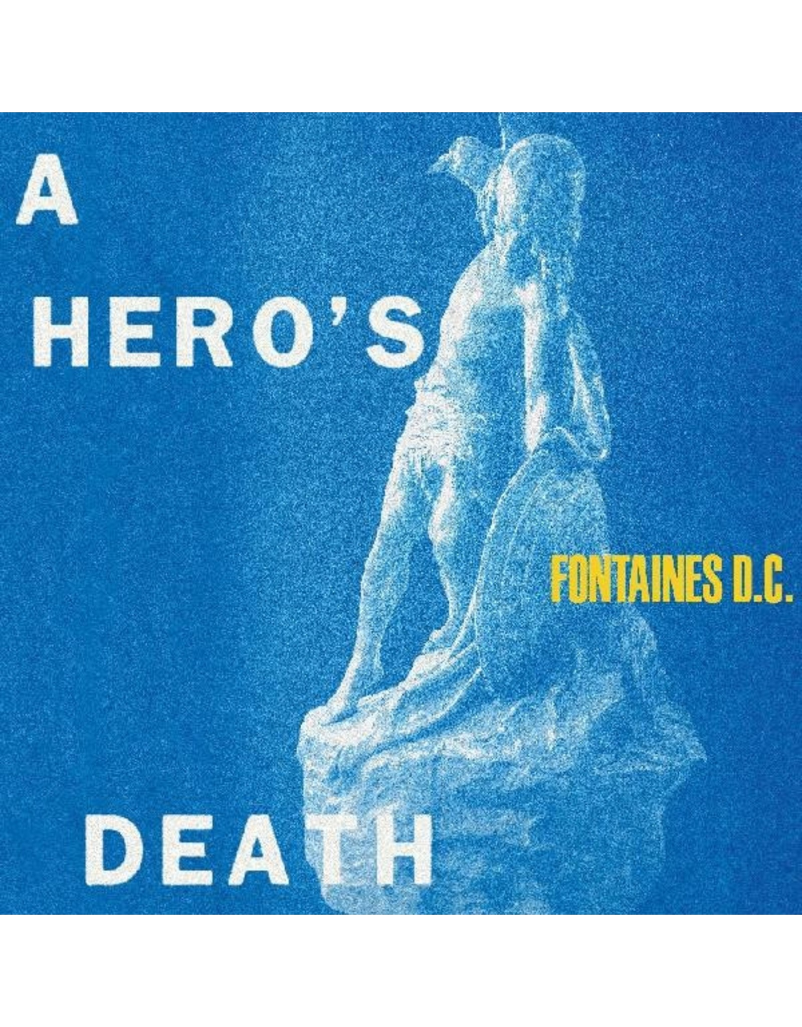 New Vinyl Fontaines D.C. - A Hero's Death LP
