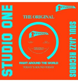"New Vinyl The Wailing Souls - Trouble Maker b/w Run My People 12"""