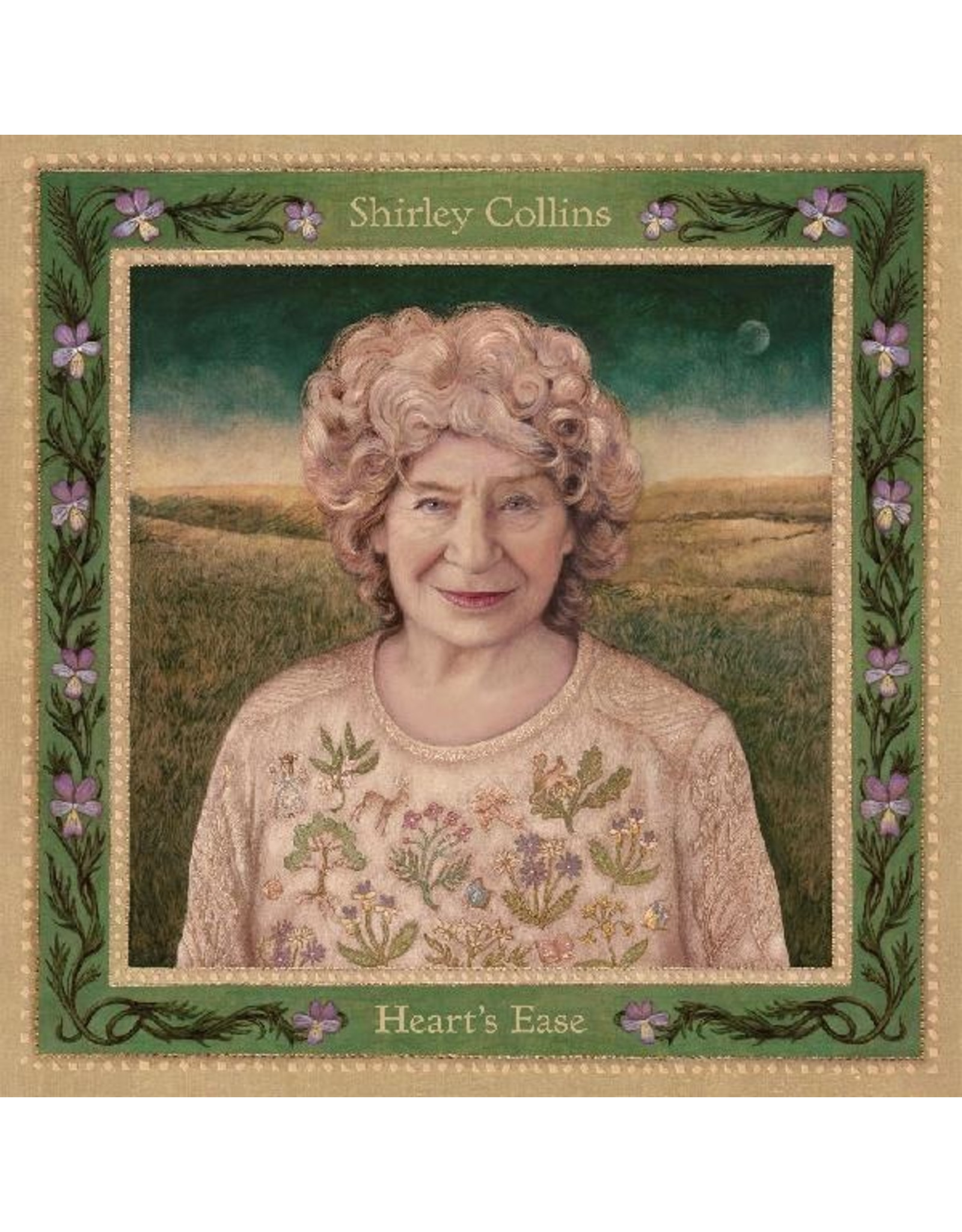 New Vinyl Shirley Collins - Heart's Ease (Deluxe Edition) LP