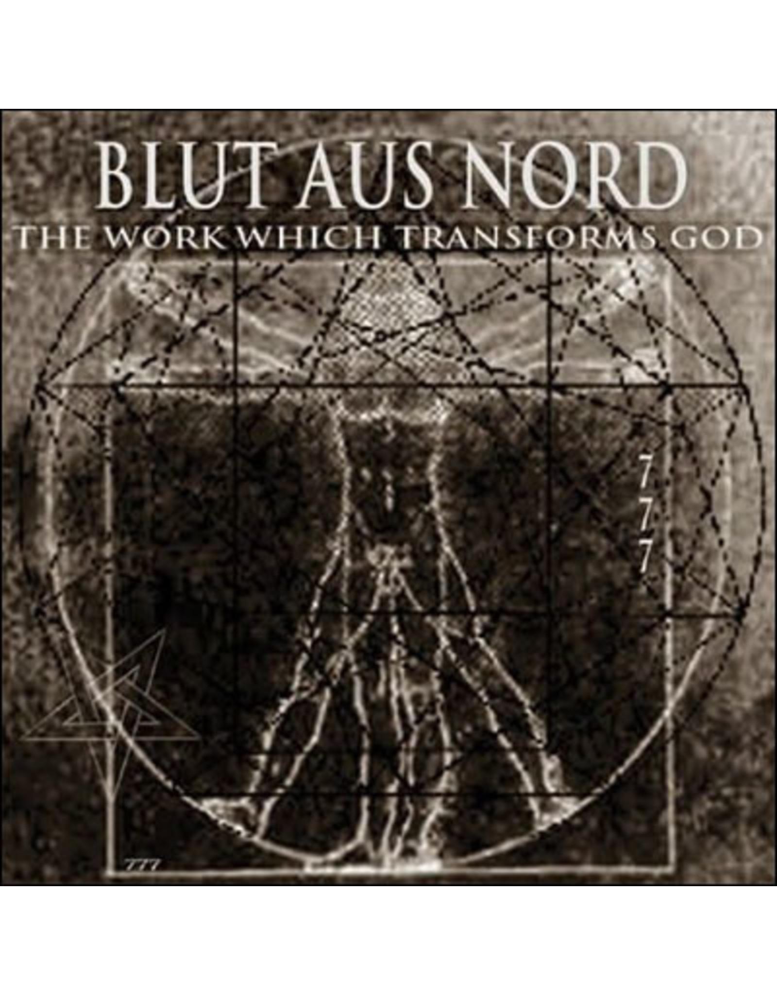 New Vinyl Blut Aus Nord - The Work Which Transforms God LP