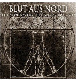 New Vinyl Blut Aus Nord - The Work Which Transforms God LP