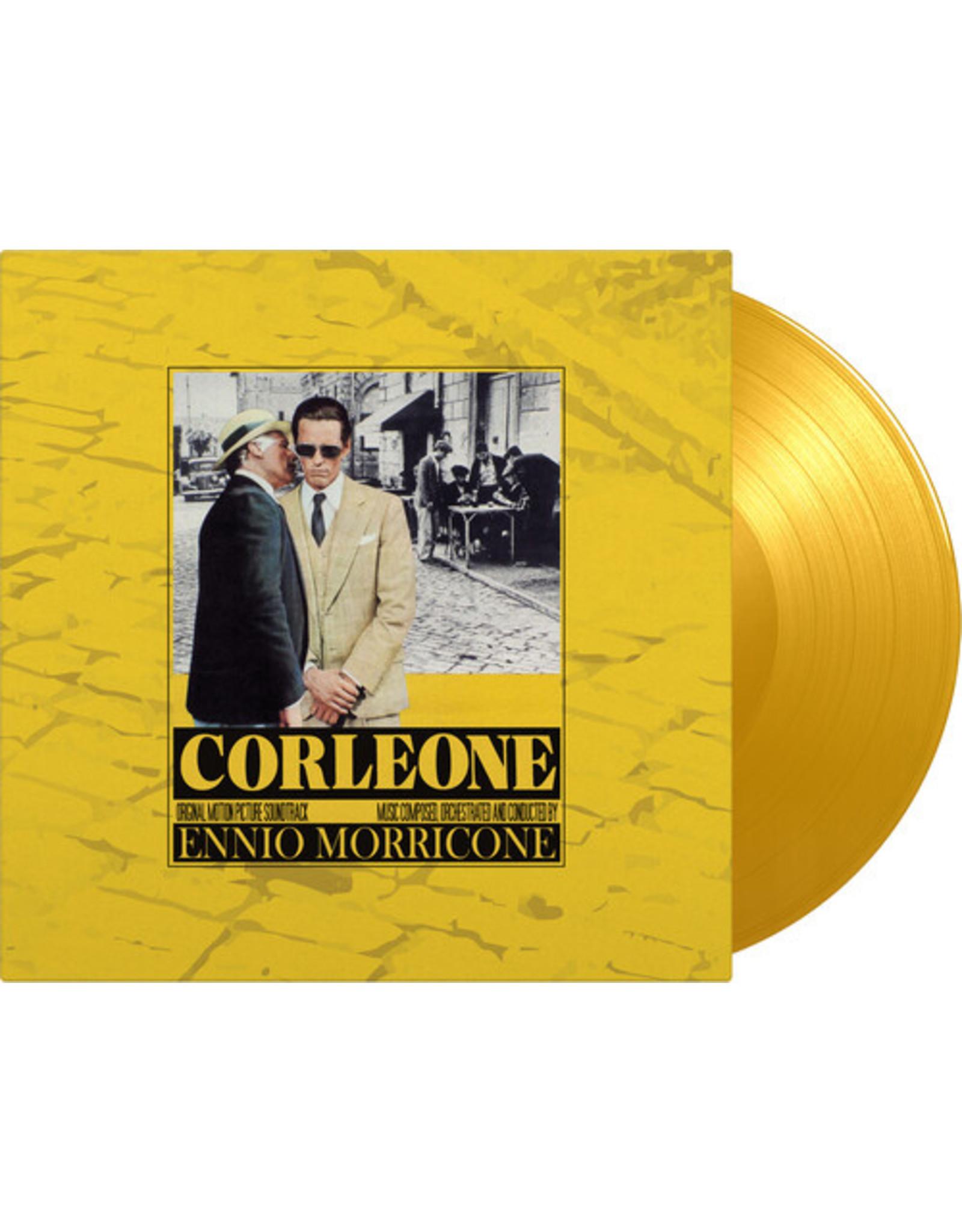 New Vinyl Ennio Morricone - Corleone OST (Colored) LP