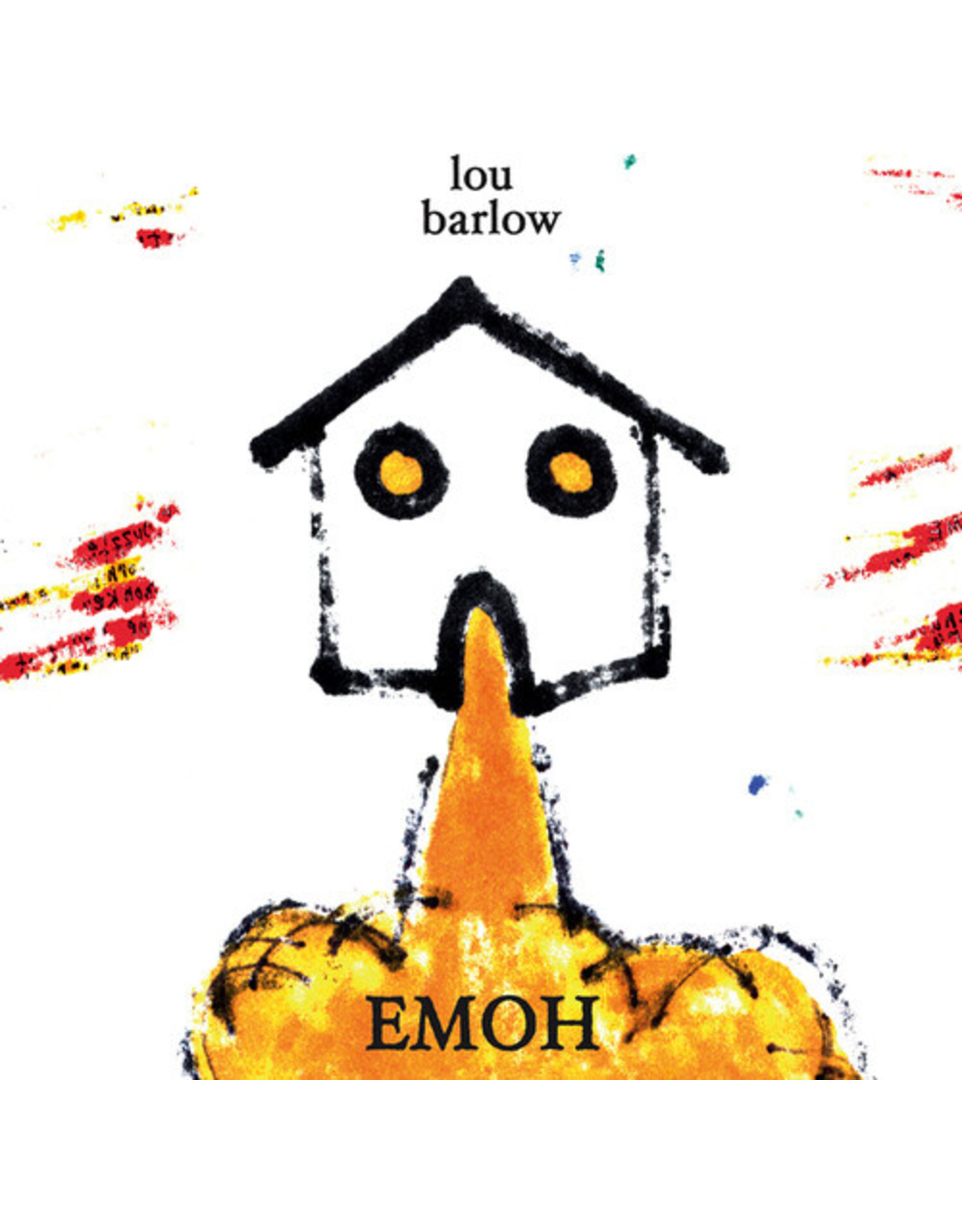 New Vinyl Lou Barlow - Emoh (15th Anniversary) 2LP