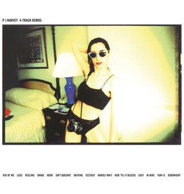 New Vinyl PJ Harvey - 4-Track Demos (Reissue) LP [Pre-Order]