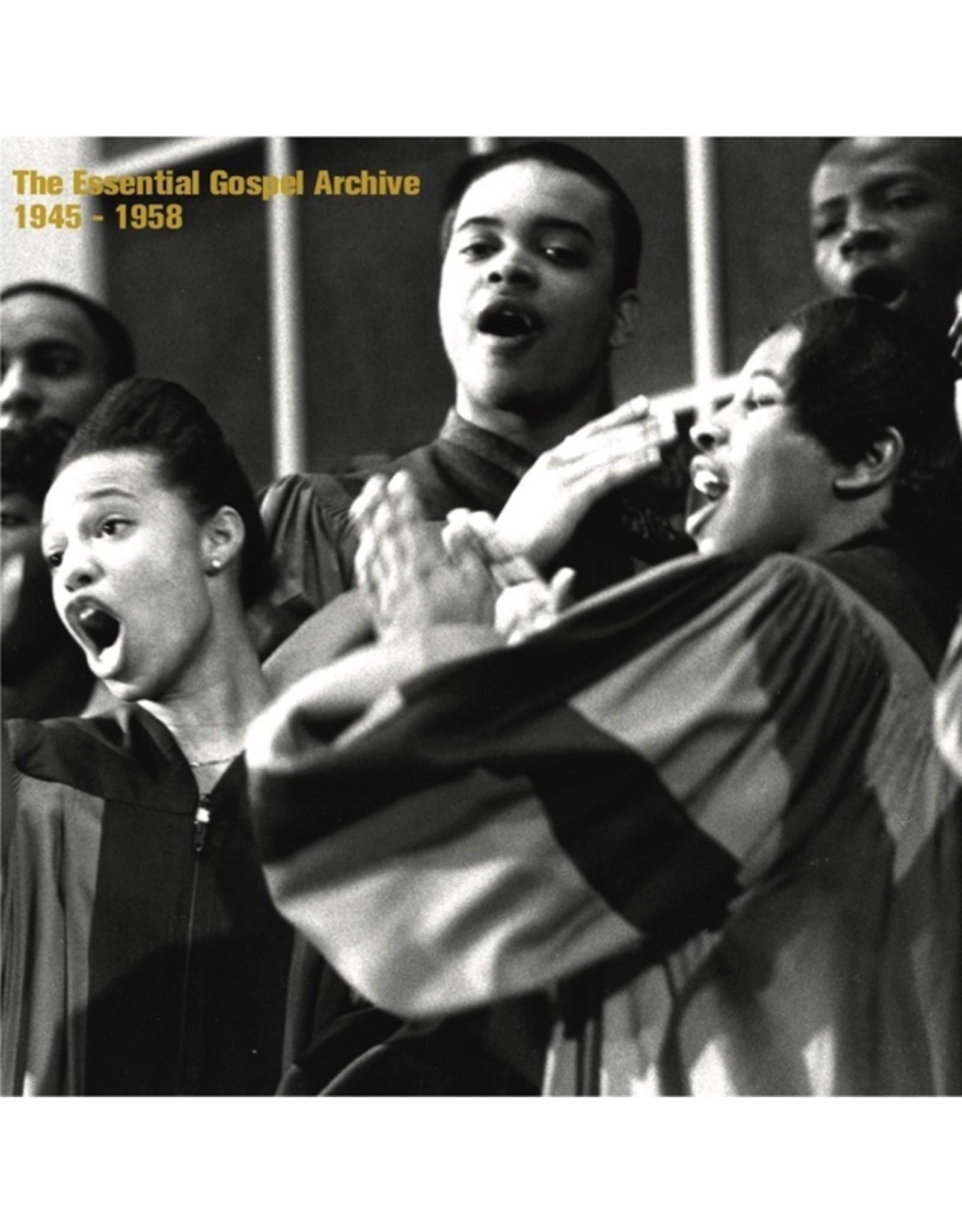 New Vinyl Various - The Essential Gospel Archive 1945-1958 LP