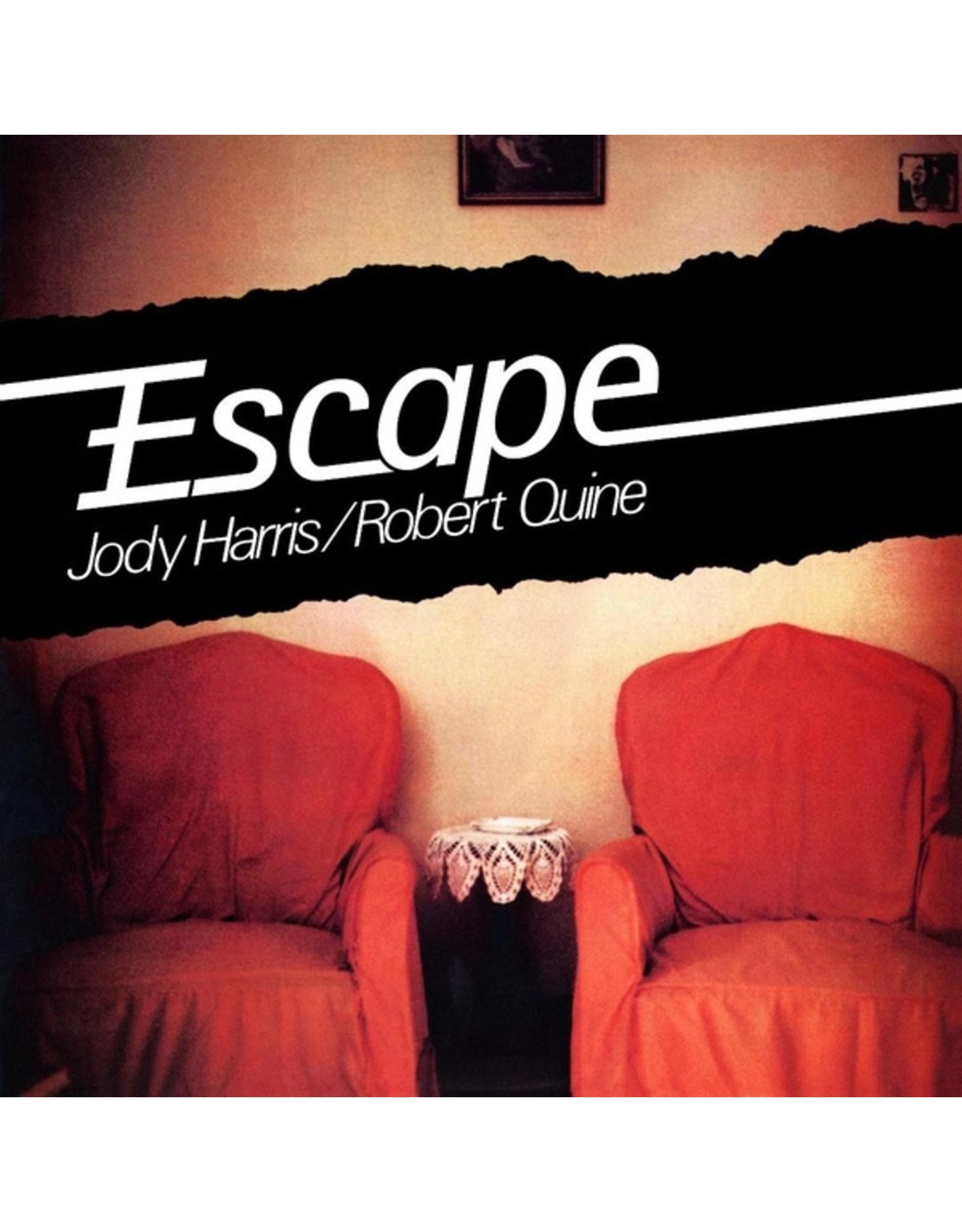 New Vinyl Jody Harris / Robert Quine - Escape LP