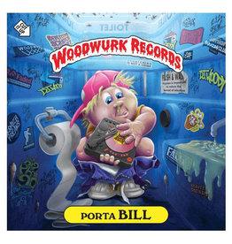 """New Vinyl DJ Woody - Porta Bill (Colored) 7"""""""
