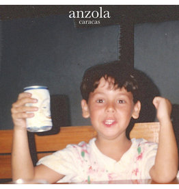 """New Vinyl Anzola - Caracas 7"""""""