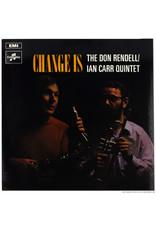 New Vinyl The Don Rendell / Ian Carr Quintet - Change Is LP