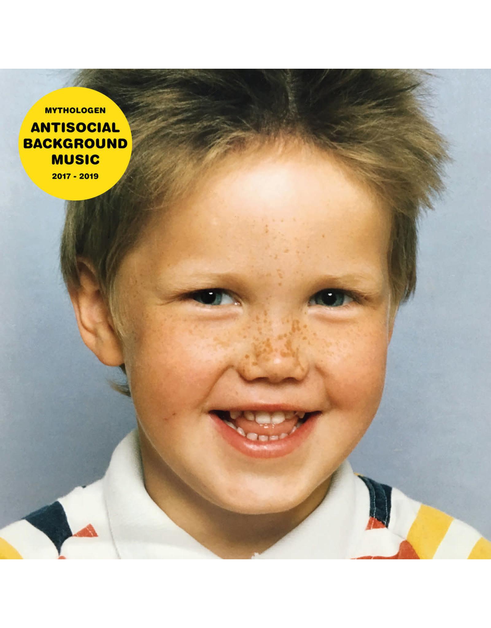 New Vinyl Mythologen - Antisocial Background Music LP