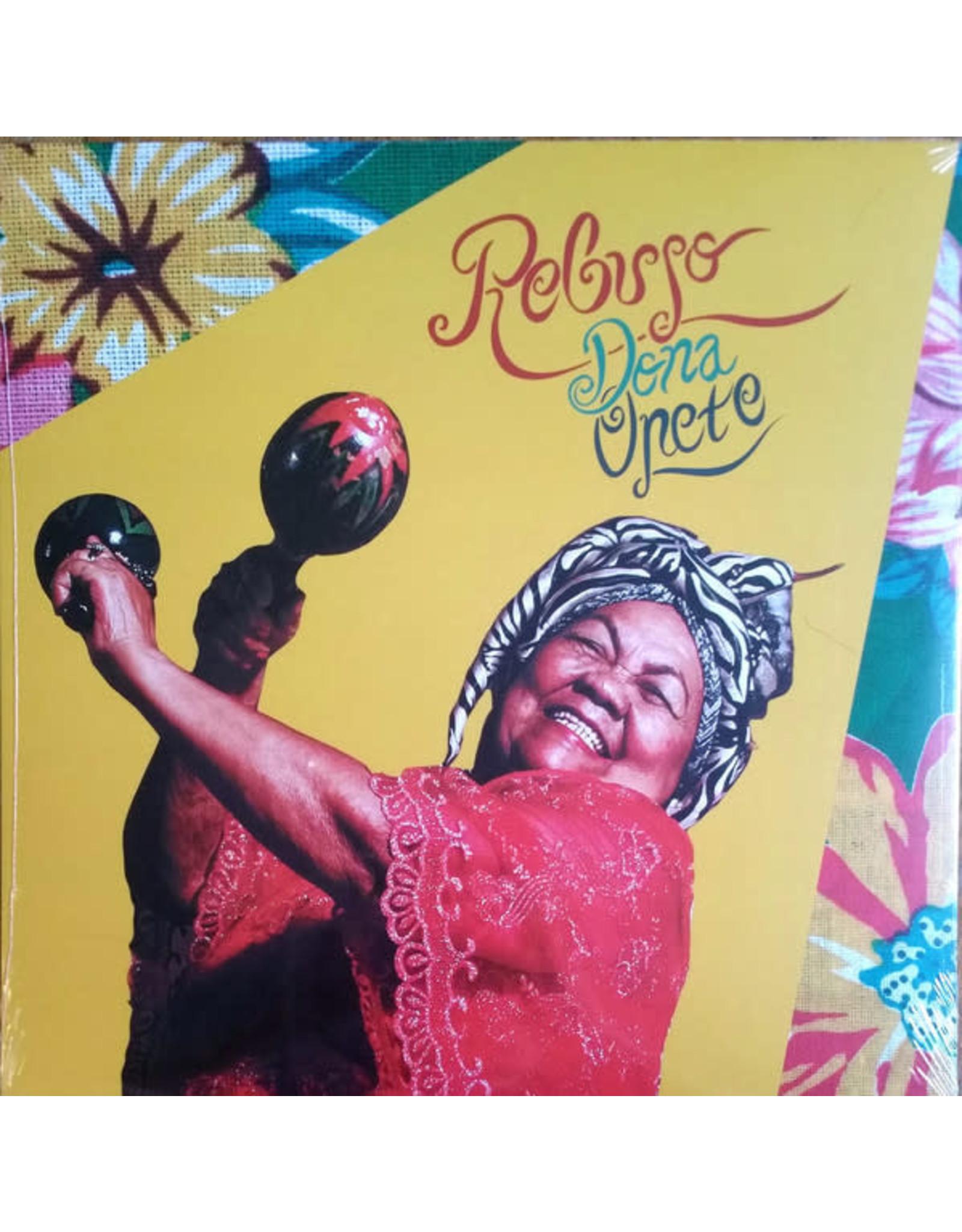 New Vinyl Dona Onete - Rebujo LP
