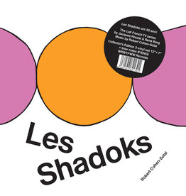 """New Vinyl Robert Cohen-Solal - Les Shadoks LP+7"""""""