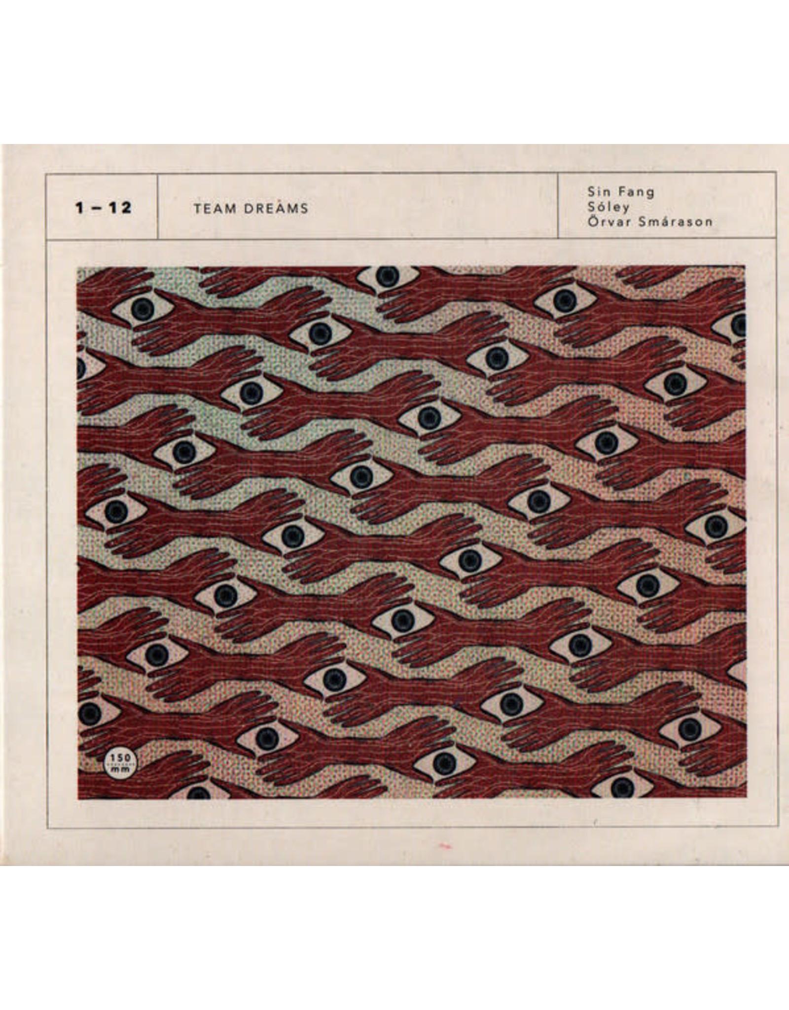 New Vinyl Sin Fang, Soley & Orvar Smarason - Team Dreams 2LP