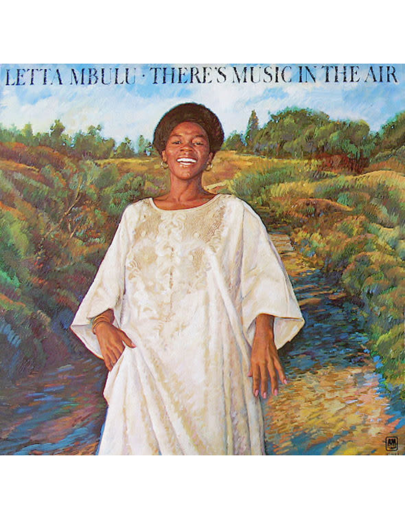 New Vinyl Letta Mbulu - In The Music… LP