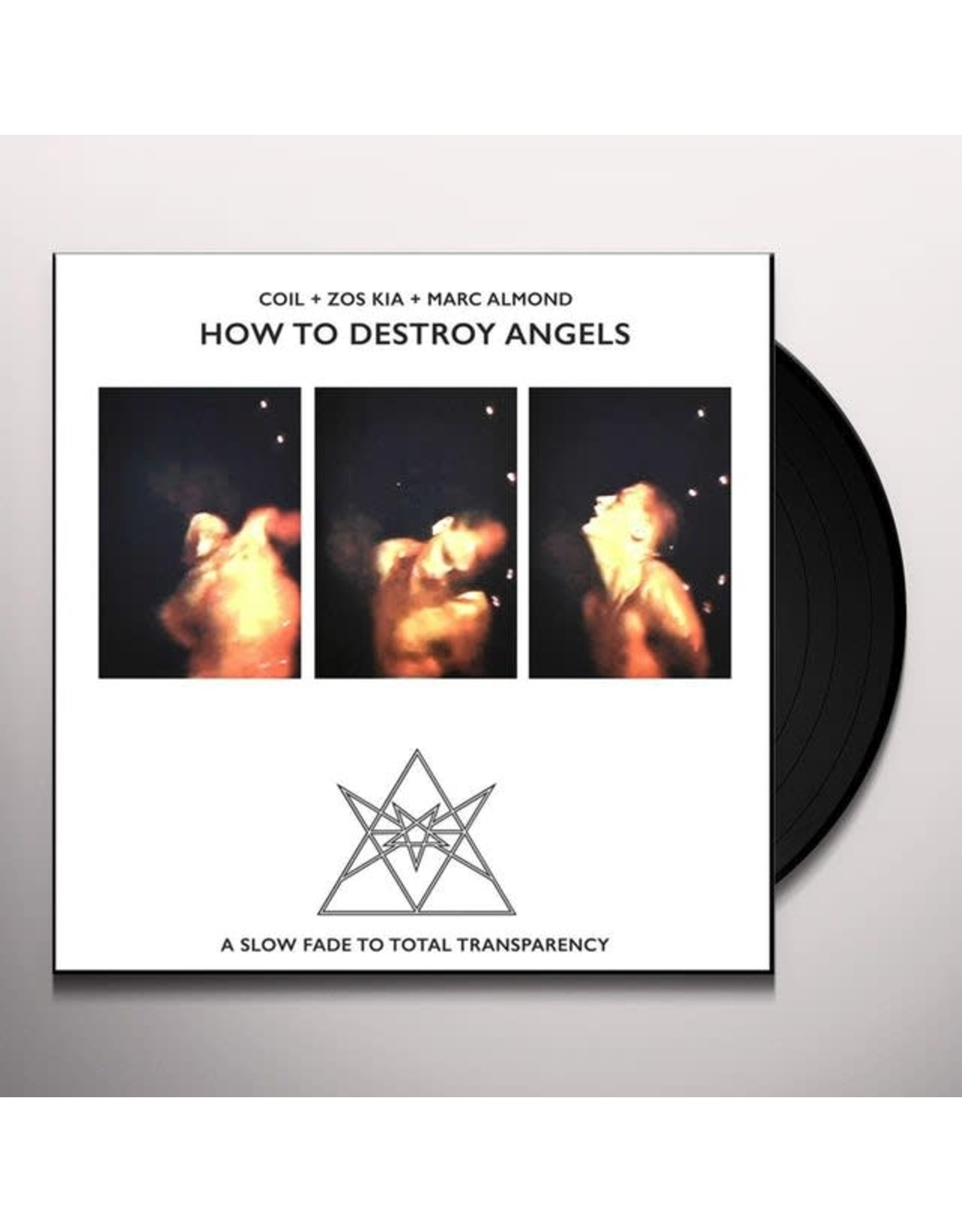 New Vinyl Coil + Zos Kia + Marc Almond - How To Destroy Angels LP