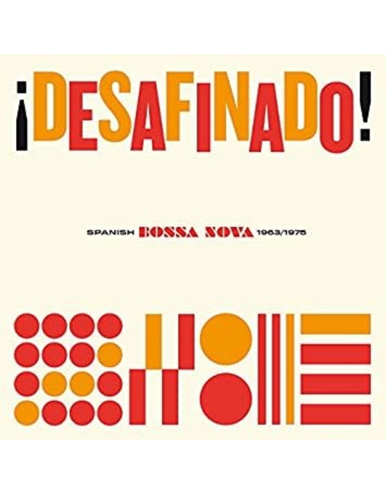 New Vinyl Various - Desafinado: Spanish Bossa Nova 1963-1975