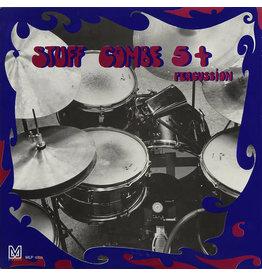 New Vinyl Stuff Combe - Stuff Combe 5 + Percussion LP