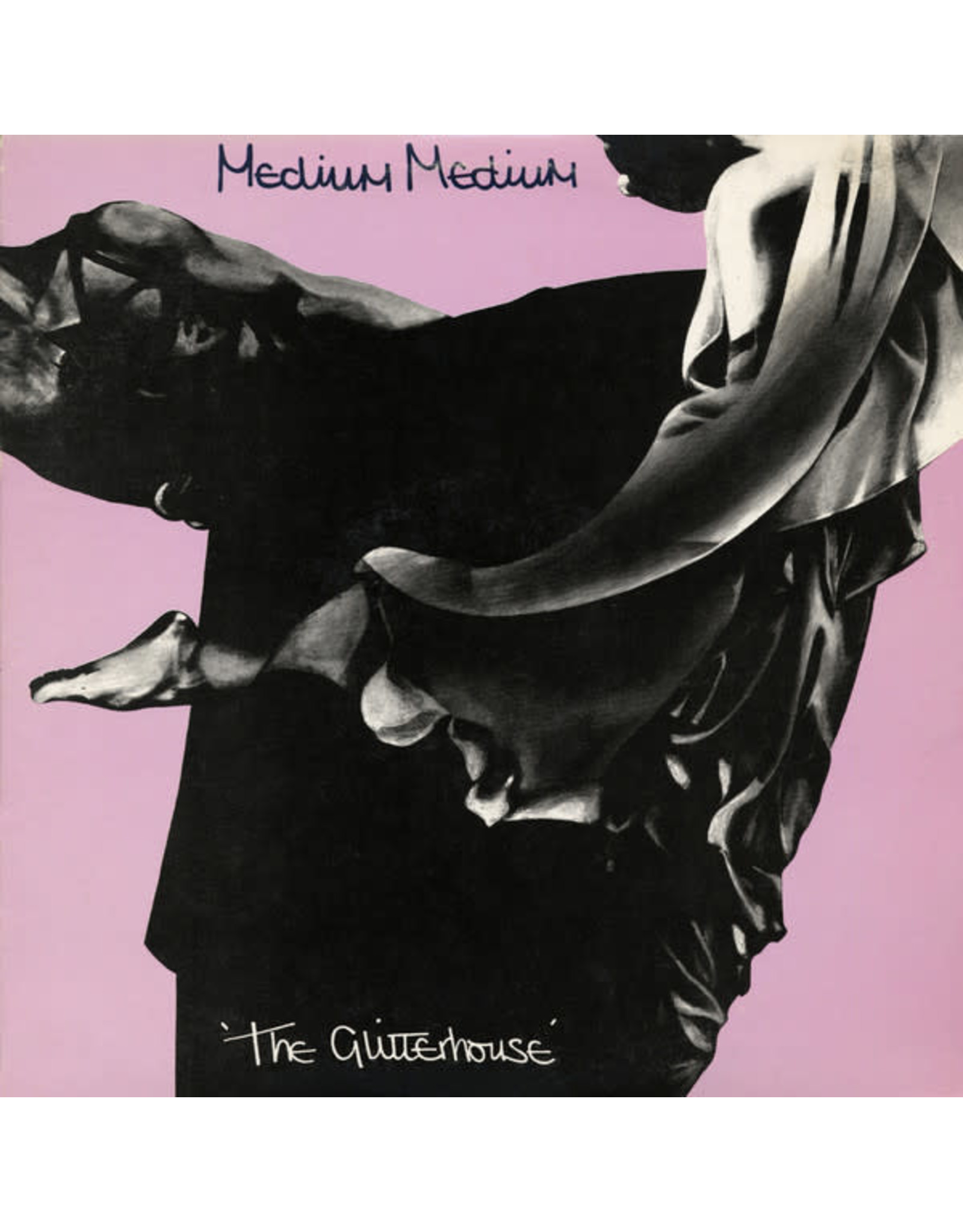 "New Vinyl Medium Medium - The Glitterhouse 2LP+12"""