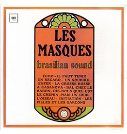 New Vinyl Les Masques - Brasilian Sound LP