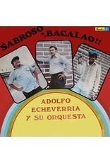 New Vinyl Adolfo Echeverria - Sabroso Bacalao! LP