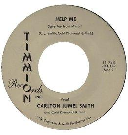 """New Vinyl Carlton Jumel Smith - Help Me 7"""""""