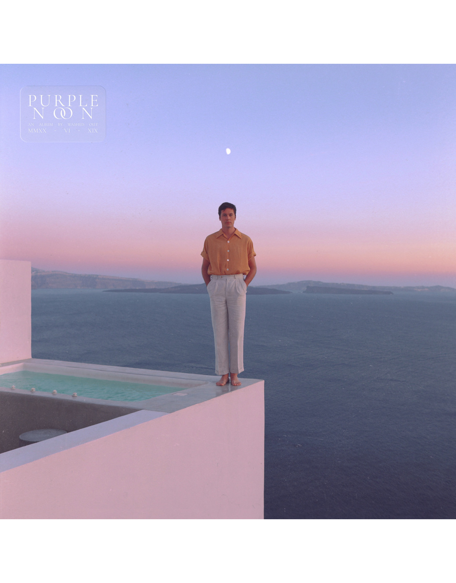 New Vinyl Washed Out - Purple Noon (Colored) LP