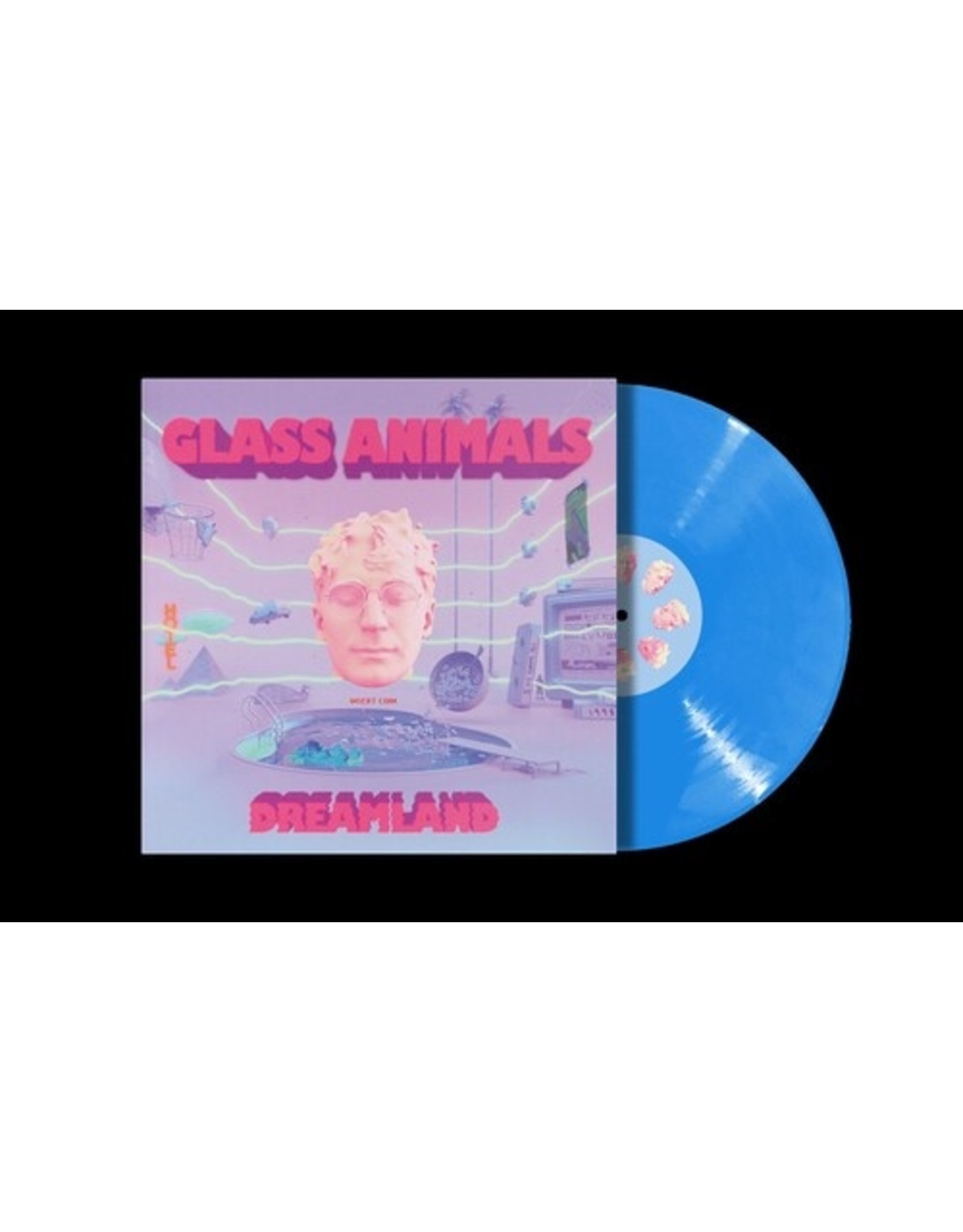 New Vinyl Glass Animals - Dreamland (Colored) LP