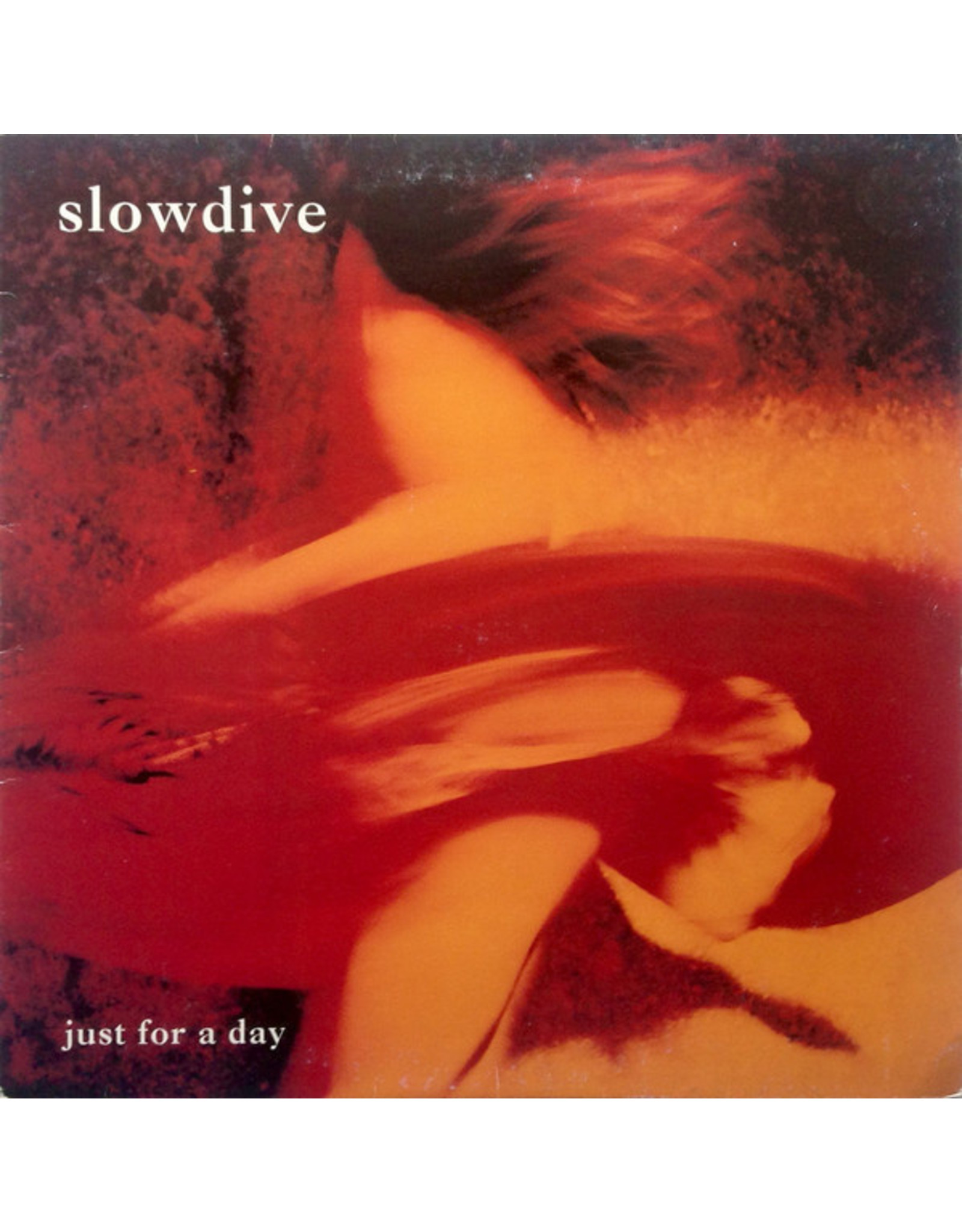 New Vinyl Slowdive - Just For A Day LP
