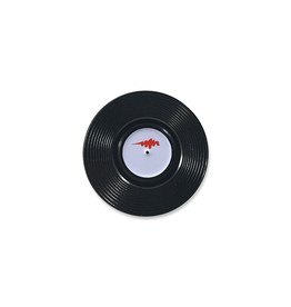 Enamel Pin Vinyl Textured Record Pin