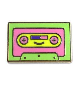Enamel Pin Lil Cassette Enamel Pin