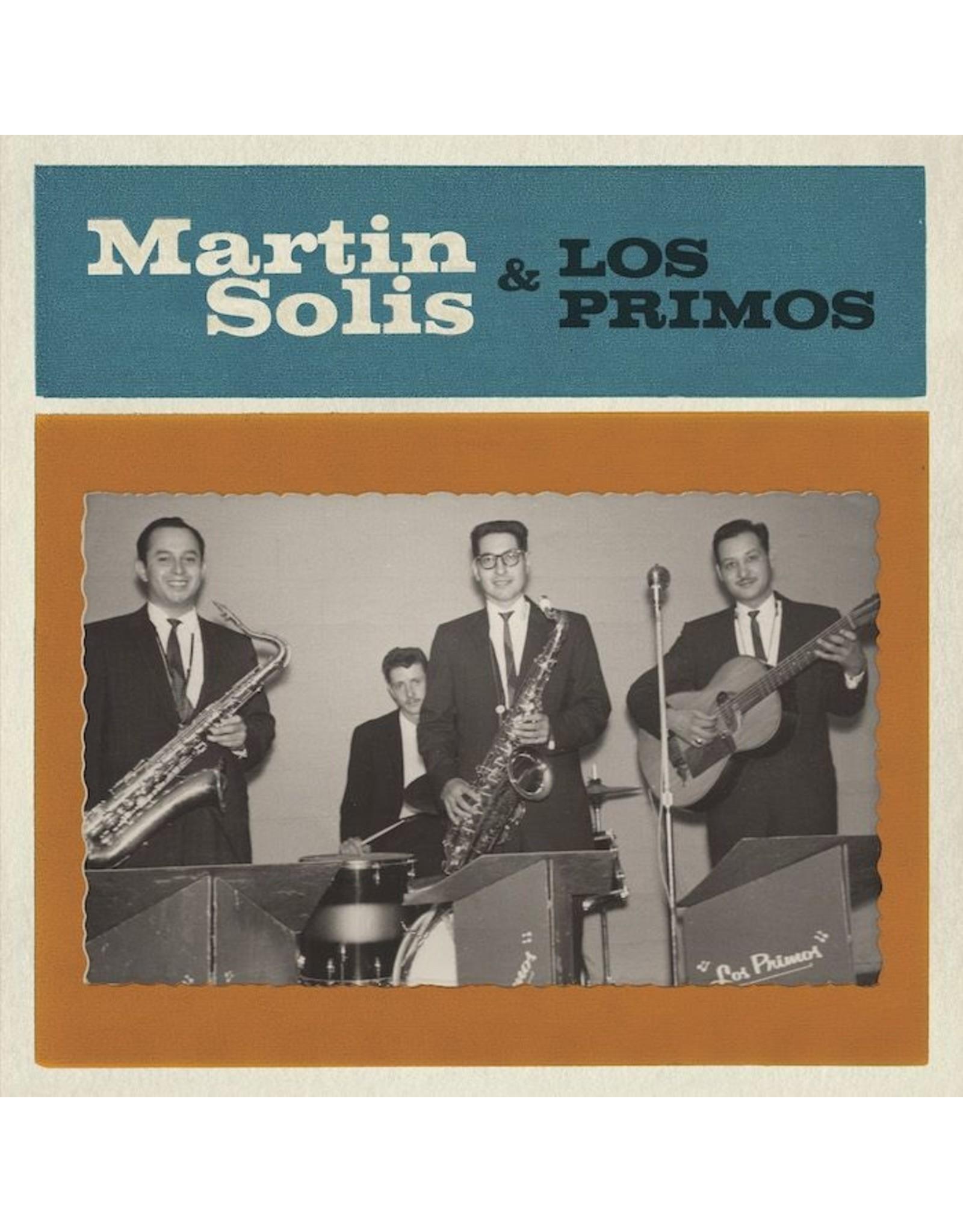 New Vinyl Martin Solis - Introducing Martin Solis & Los Primos LP