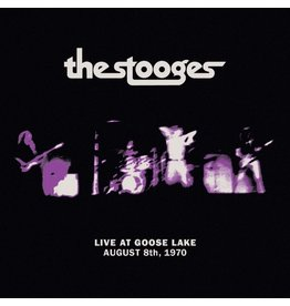 New Vinyl The Stooges - Live At Goose Lake August 8th, 1970 LP