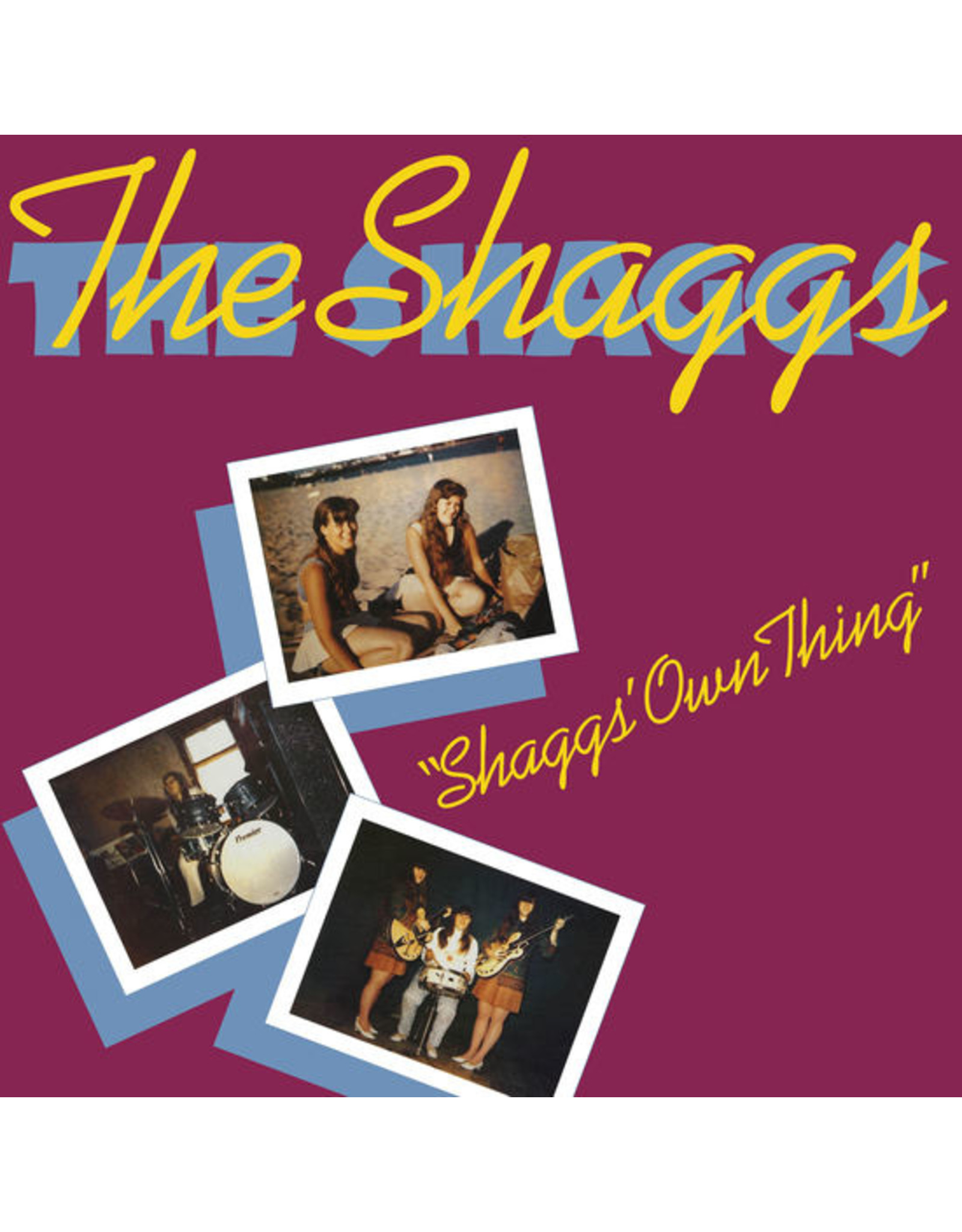 New Vinyl The Shaggs - Shaggs' Own Thing (Colored) LP