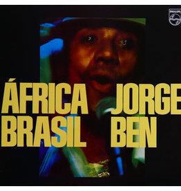 New Vinyl Jorge Ben - África Brasil [Brazil Import] LP