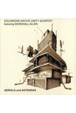 New Vinyl Soloriens Native Unity Quartet Ft. Marshall Allen - Aerials & Antennas LP