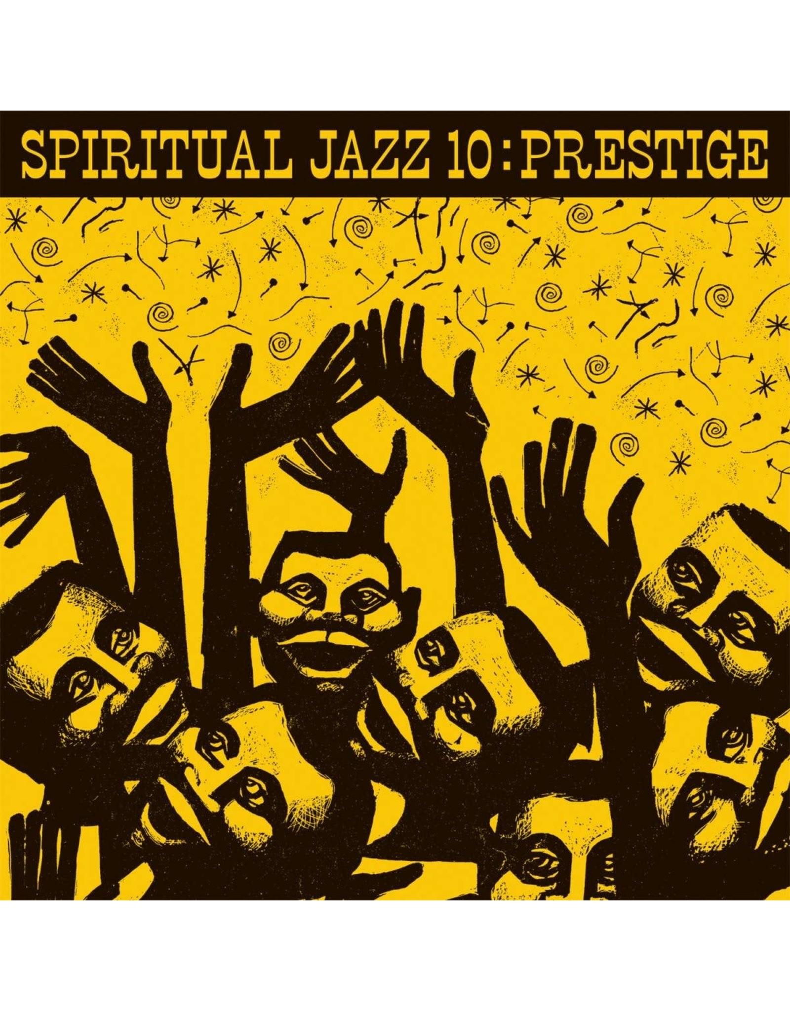 New Vinyl Various - Spiritual Jazz 10: Prestige 2LP