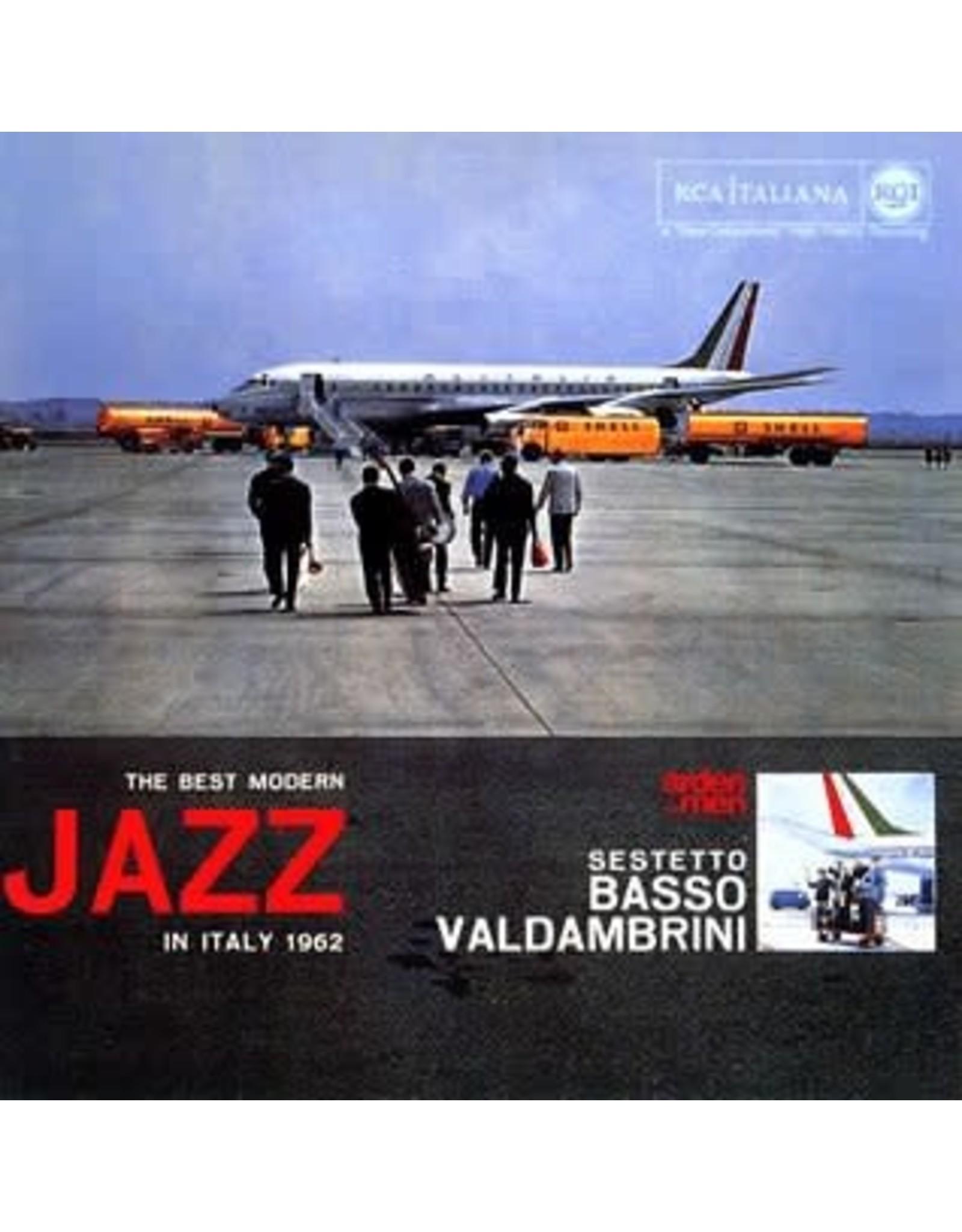 New Vinyl Sestetto Basso - Valdambrini: Best Modern Jazz In Italy 1962 LP