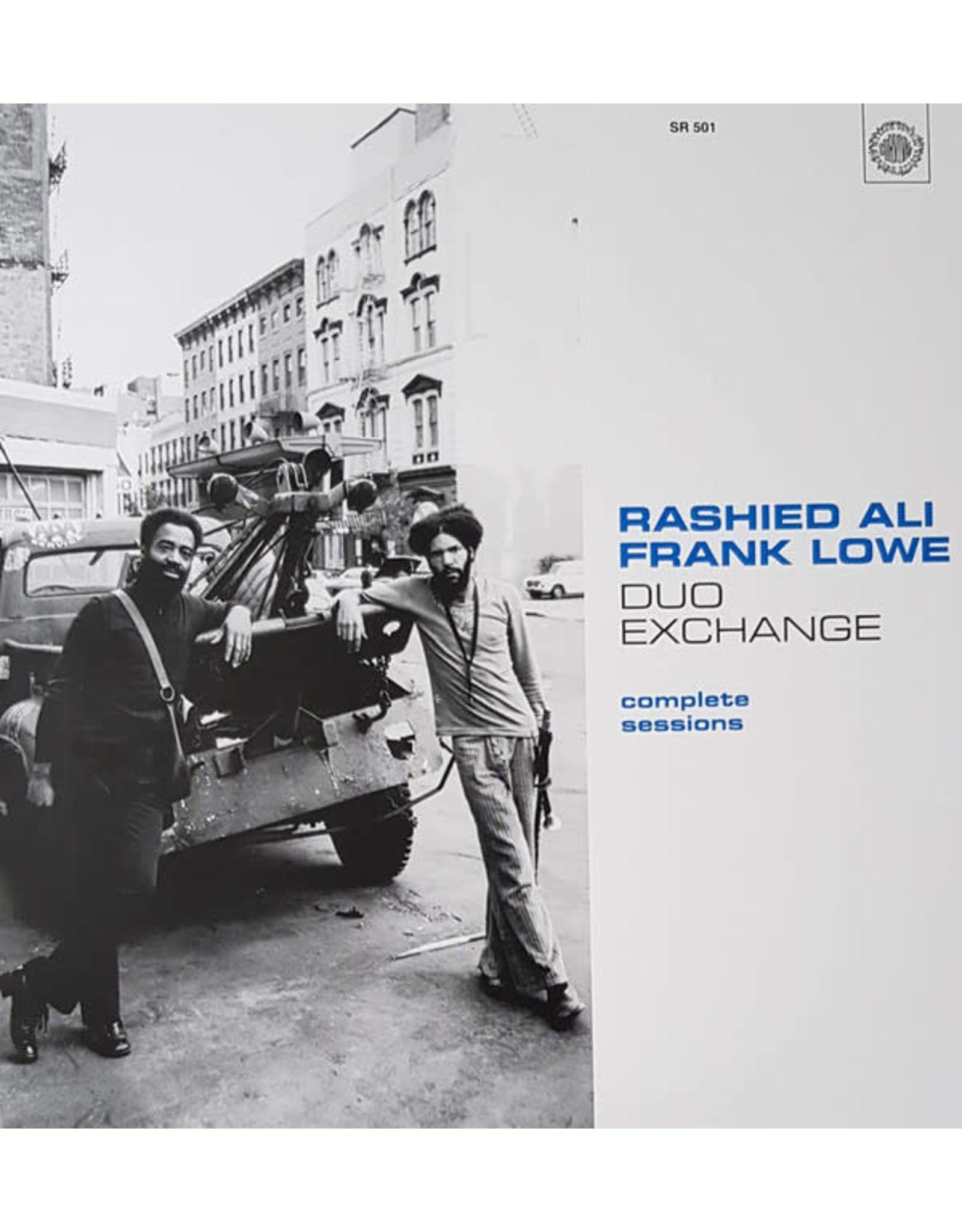 New Vinyl Rashied Ali / Frank Lowe - Duo Exchange: Complete Sessions 2LP