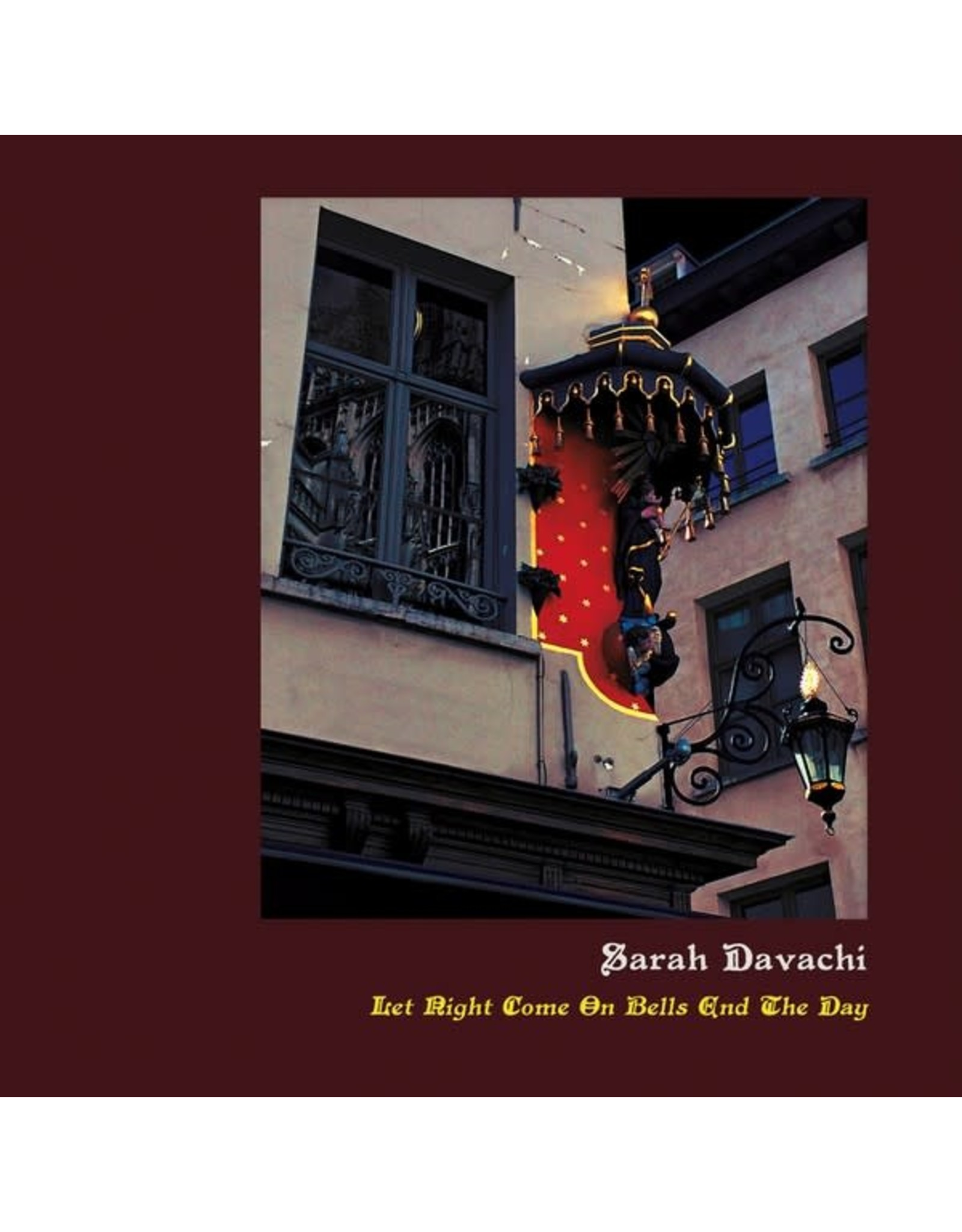 New Vinyl Sarah Davachi - Let Night Come On Bells End The Day LP+CD