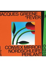 New Vinyl Jacques Greene - Fever 12""