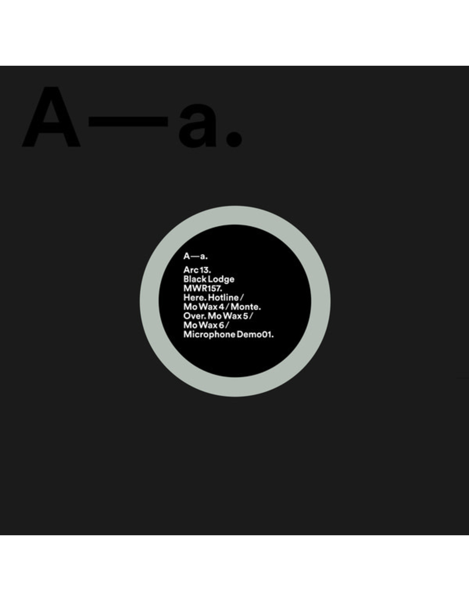"New Vinyl Black Lodge - MWR157 12"""
