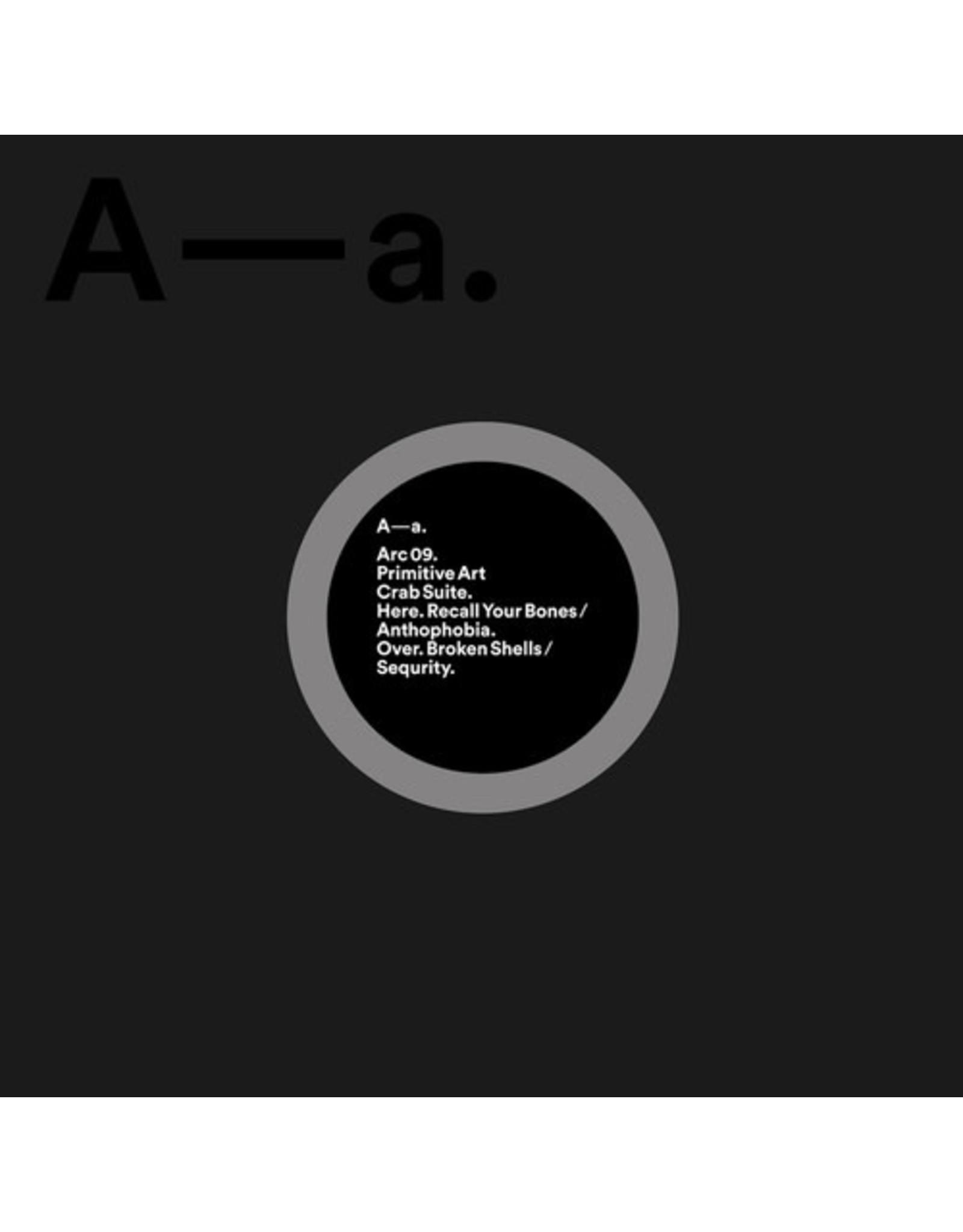 "New Vinyl Primitive Art - Crab Suite 12"""