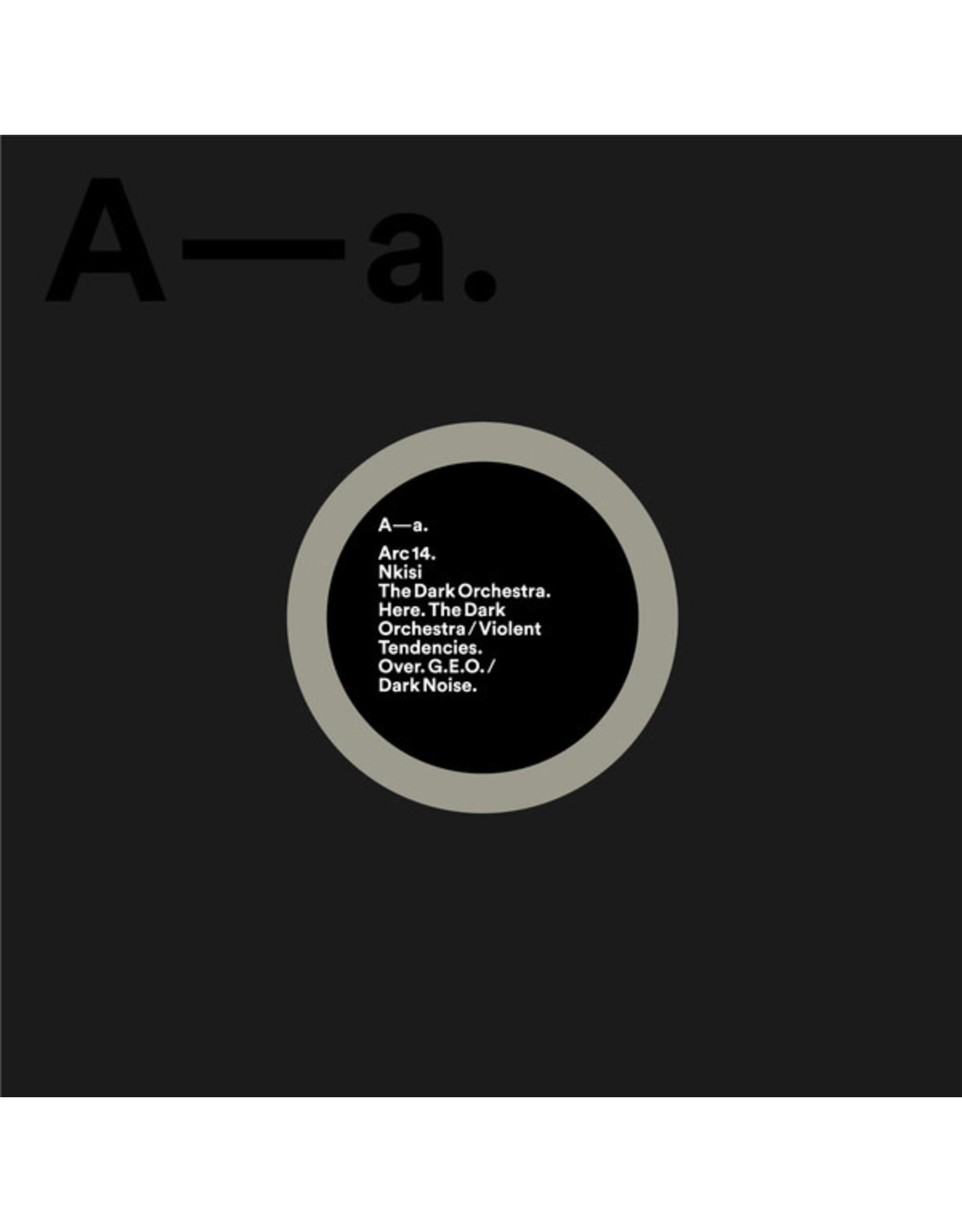 "New Vinyl Nkisi - The Dark Orchestra 12"""